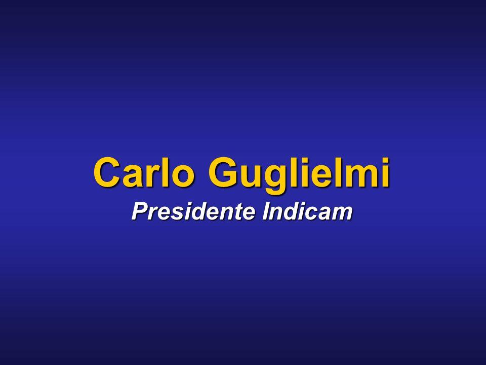 Carlo Guglielmi Presidente Indicam
