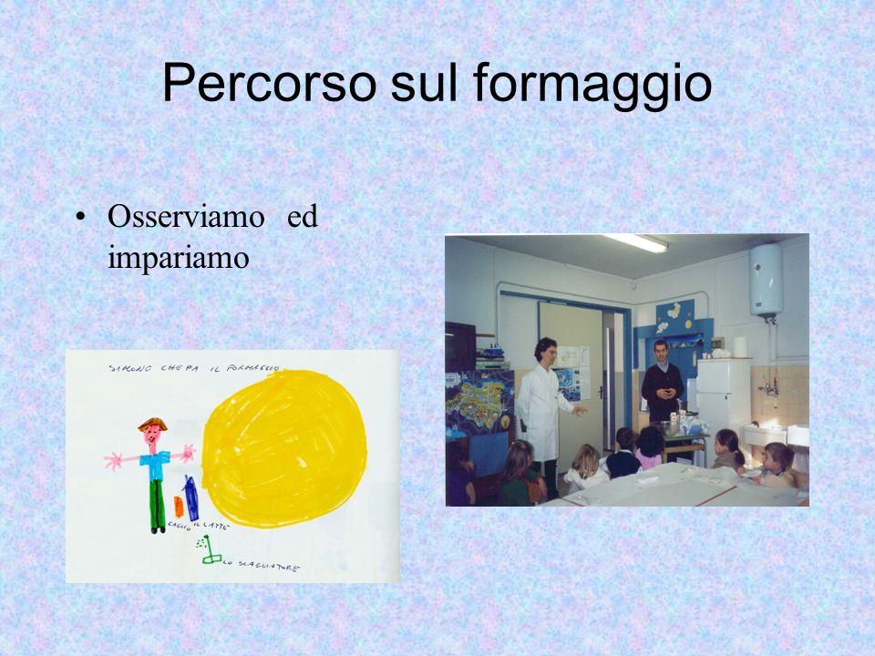 Prepariamo la polenta a scuola Dopo lesperienza al mulino è stato possibile realizzare a scuola unottima polenta sotto gli occhi dei bambini che poi con piacere lhanno degustata