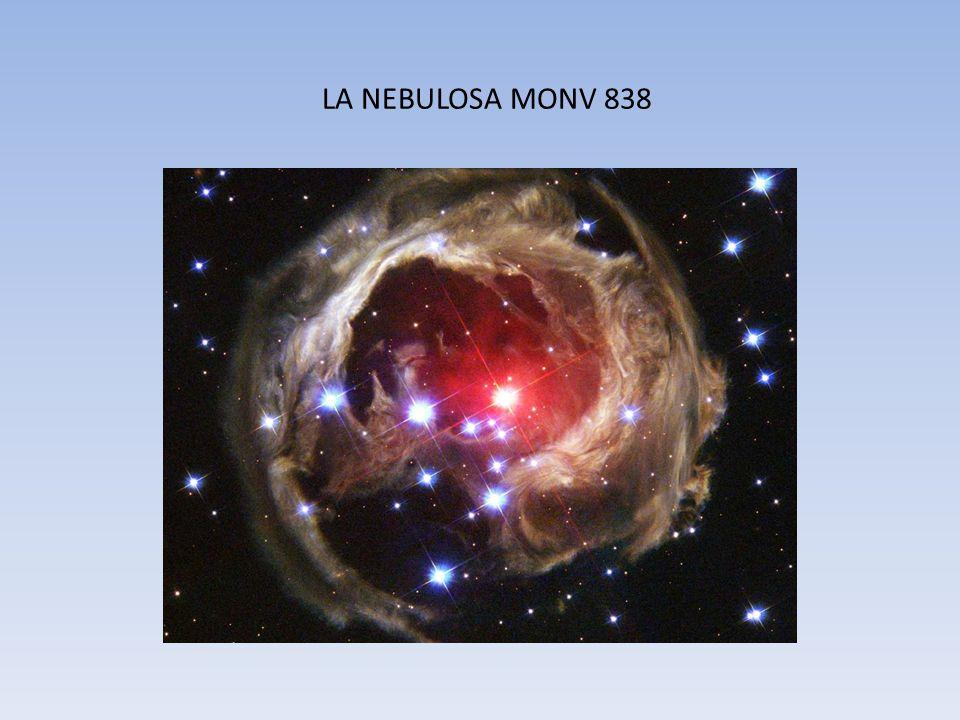 LA NEBULOSA MONV 838