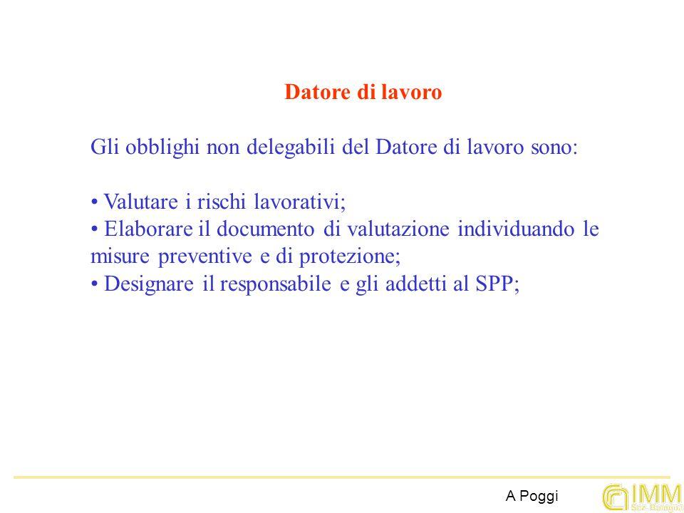 A Poggi Riassunto a Bologna: 1 dirigente e 12 preposti