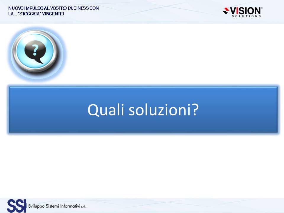 Quali soluzioni?
