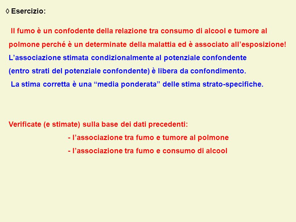 Esempio 2: Tassi di mortalità età-specifici per malattie coronariche nei medici inglesi maschi per abitudine al fumo.