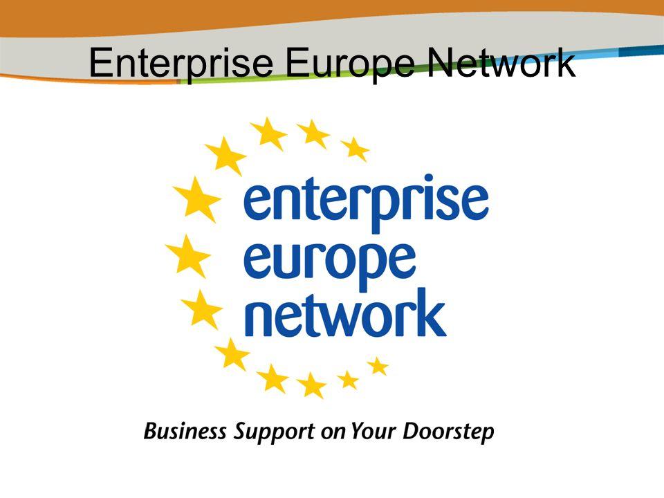 E una rete nata nel gennaio 2008 su iniziativa della Commissione Europea e che comprende oltre 500 organizzazioni, fra cui Camere di Commercio, Unioni Regionali, Aziende Speciali, agenzie regionali di sviluppo, centri tecnologici universitari, con 4.000 professionisti esperti operativi in circa 40 Paesi Europei.