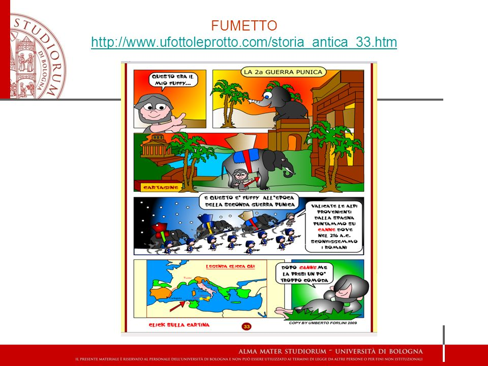FUMETTO http://www.ufottoleprotto.com/storia_antica_33.htm http://www.ufottoleprotto.com/storia_antica_33.htm