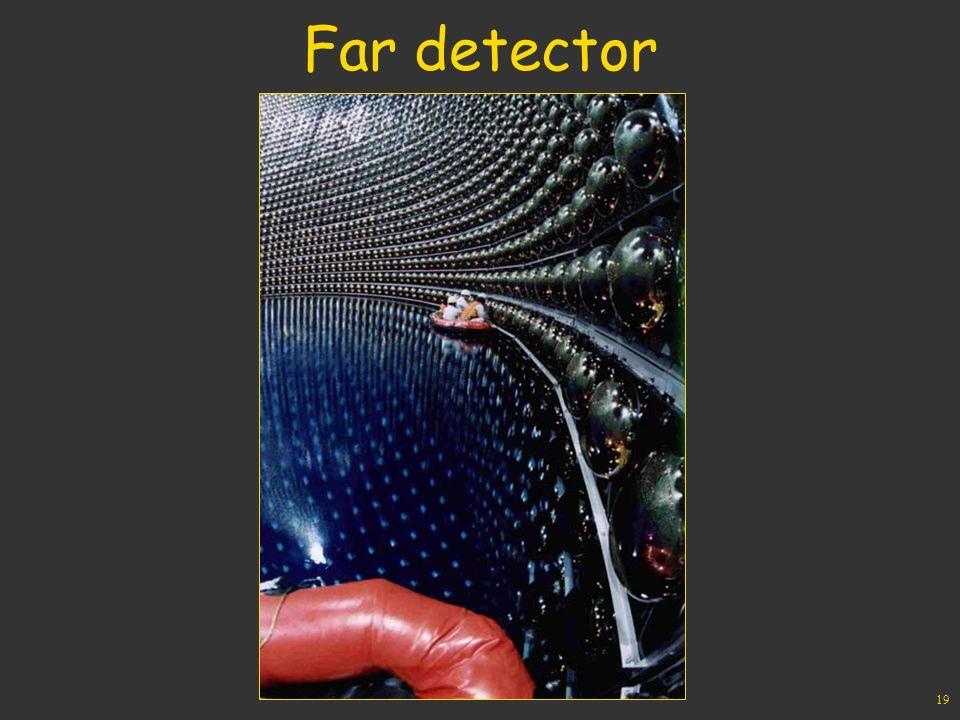 19 Far detector