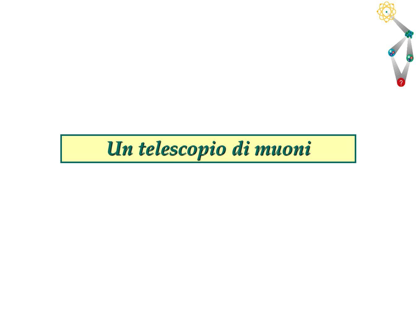 22 Un telescopio di muoni