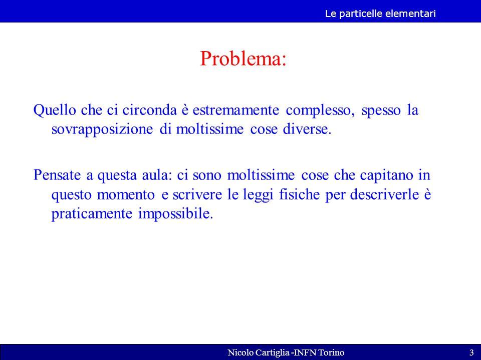Le particelle elementari Nicolo Cartiglia -INFN Torino34 Oscuri Segreti - II Misurato usando il microwave background