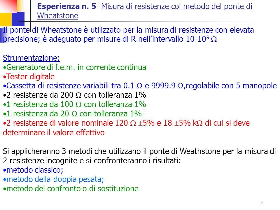 2 Esperienza n.