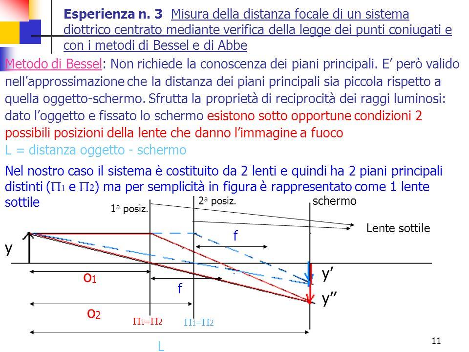 12 Esperienza n.