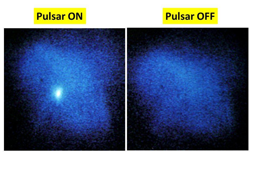 Pulsar ONPulsar OFF