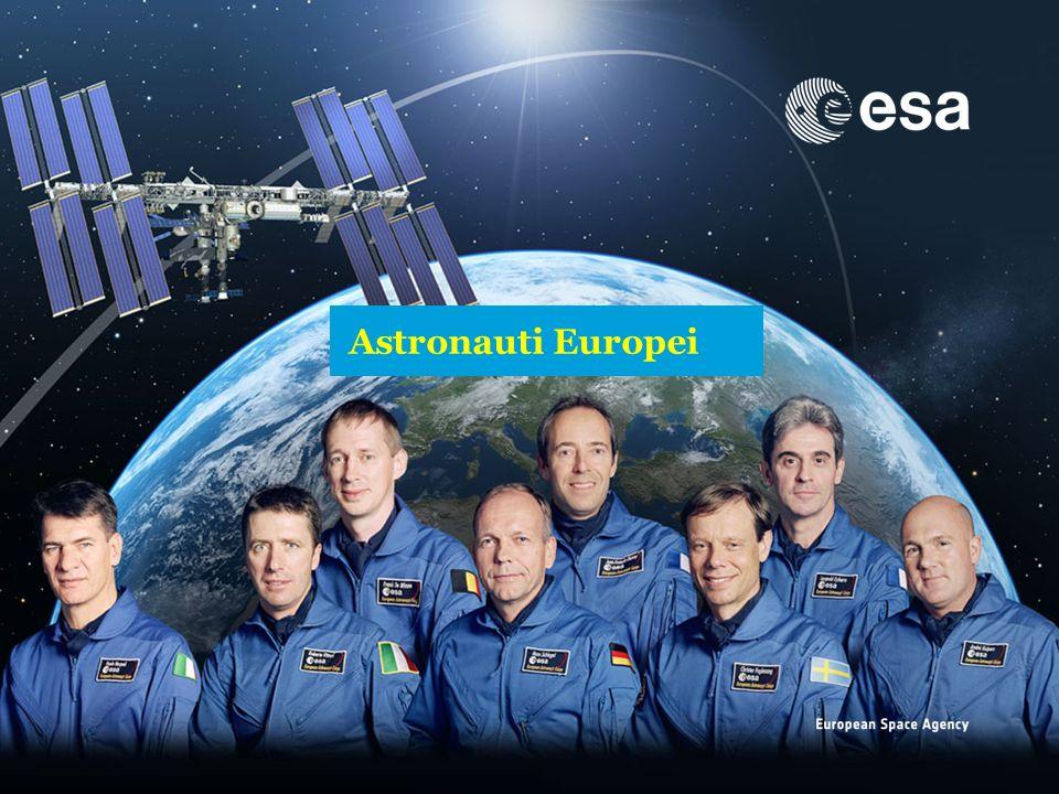 Astronauti Europei