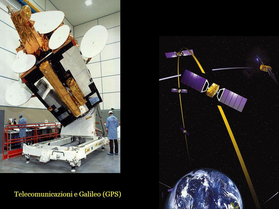 GALILEO: SATELLITE NAVIGATION Telecomunicazioni e Galileo (GPS)