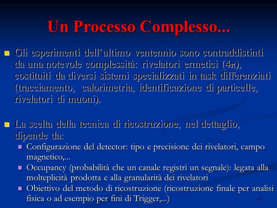 6i Un Processo Complesso...