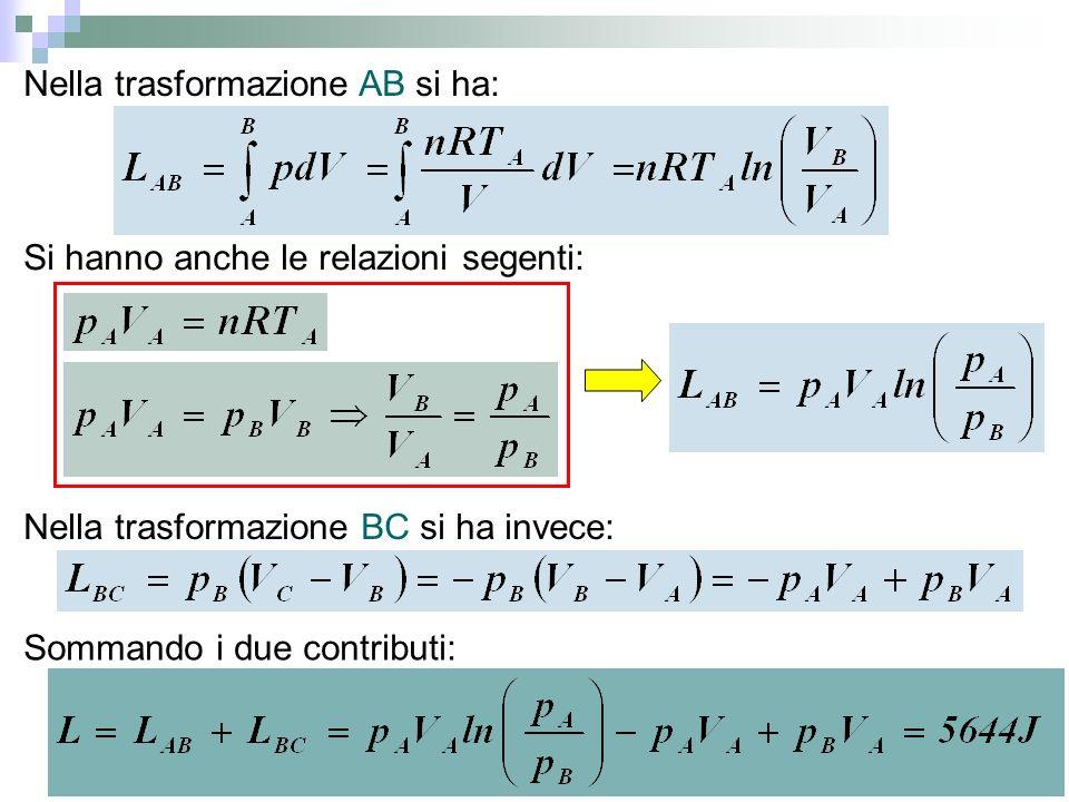 HALLIDAY - capitolo 20 problema 25 A 1,00mol di un gas ideale monoatomico viene fatto percorrere il ciclo mostrato in figura.