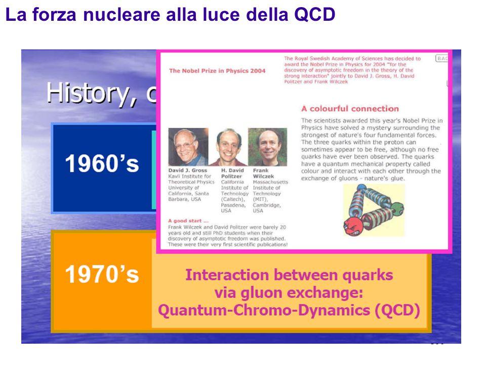 188 La forza nucleare alla luce della QCD