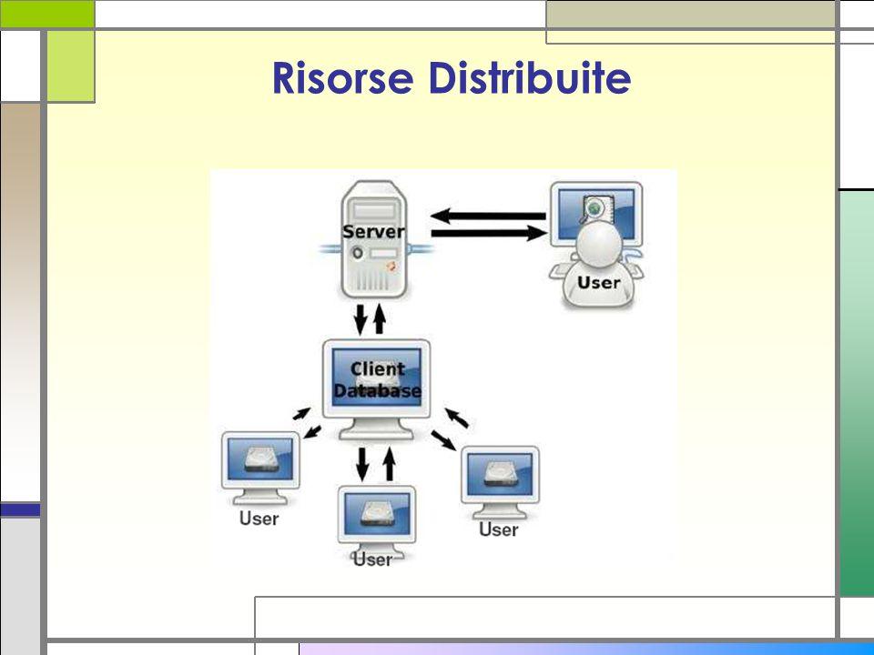 Risorse Distribuite