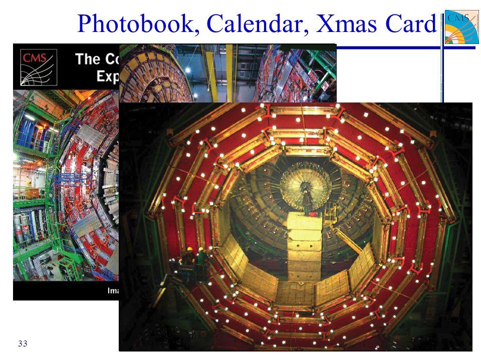 33 Photobook, Calendar, Xmas Card