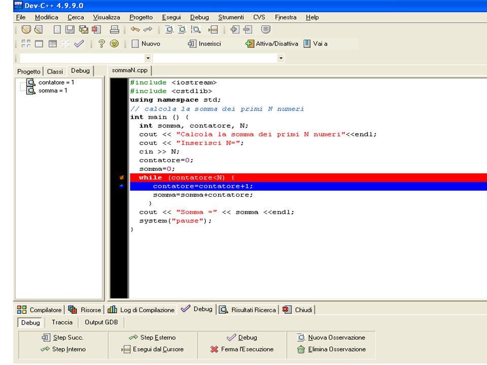 Programmazione Mod A - Cap 2 - prof. Burattini 77