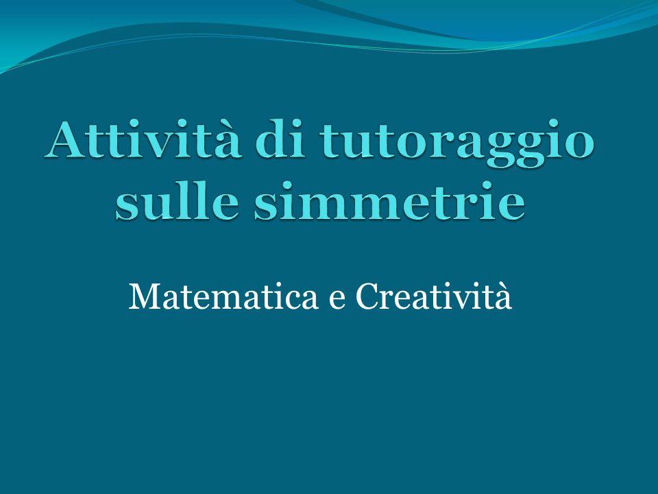 Matematica e Creatività