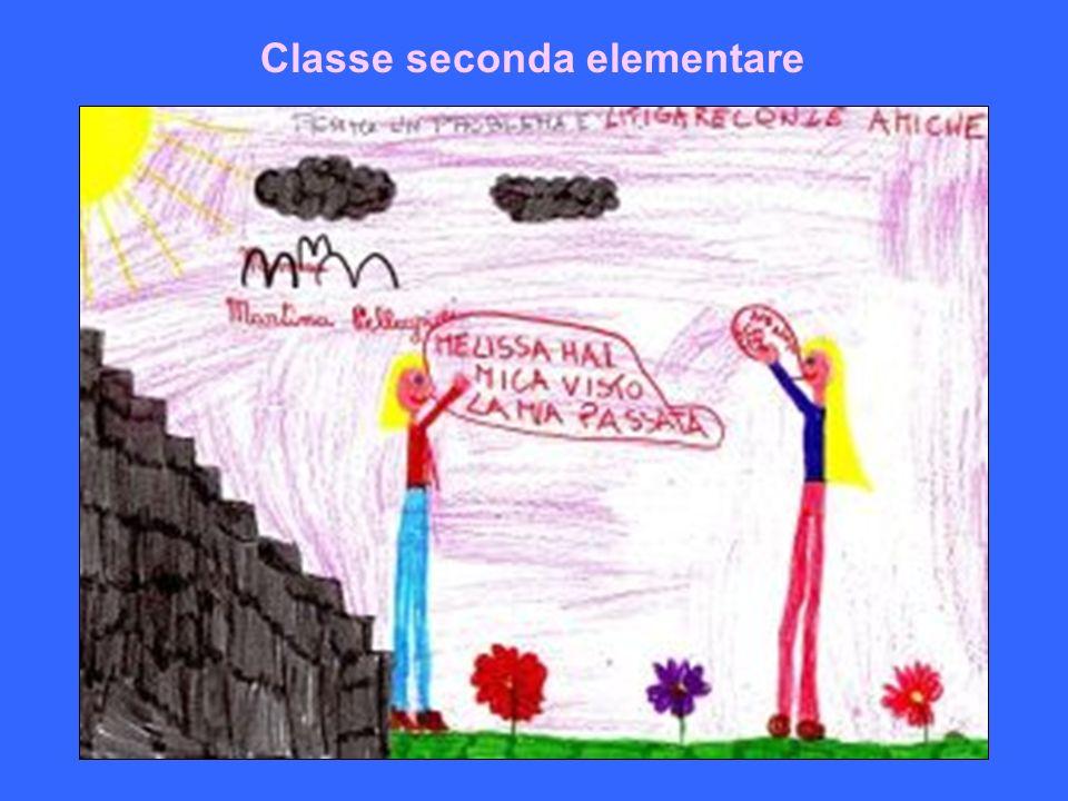Classe seconda elementare