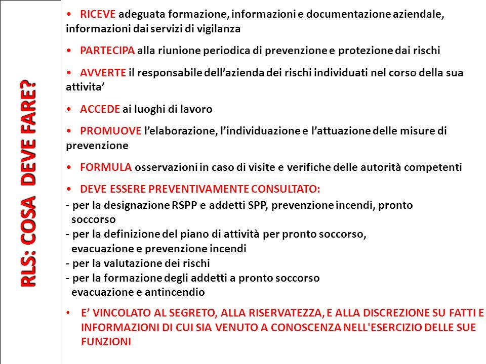 RLS attività 2010-2013 DVR Sopralluoghi Procedure Piano generale per la gestione delle emergenze Corsi di formazione specifici (REACH, cappe), per emergenza incendi e PS In collaborazione con RSPP In collaborazione con MC Sostituzione di sostanze pericolose Visite mediche della Sorveglianza Sanitaria Formazione Obbligatoria in materia di Salute e Sicurezza per Dirigenti Università degli Studi di Verona - 20 giugno 2013