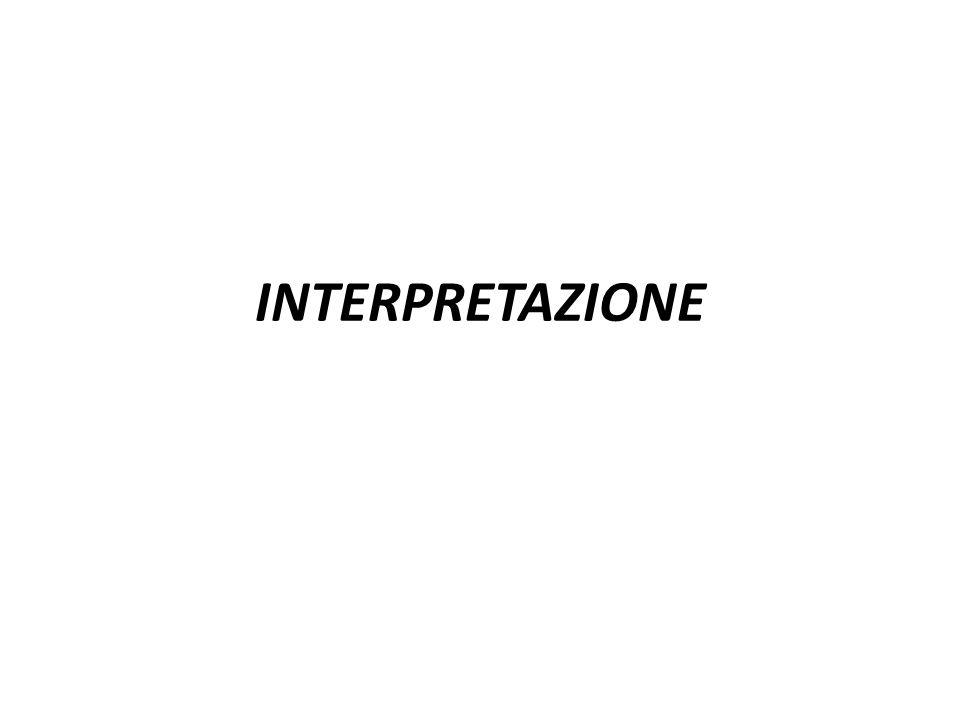 Linterpretazione analogica Linterpretazione analogica (o integrazione analogica): estendere la disciplina espressa dalla norma a fattispecie simili o prossime a quelle espressamente regolate.