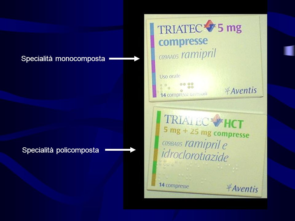 Con il termine di farmaci generici si intendono i principi attivi commercializzati con la loro denominazione comune internazionale o con la denominazione scientifica seguita dal nome del produttore.