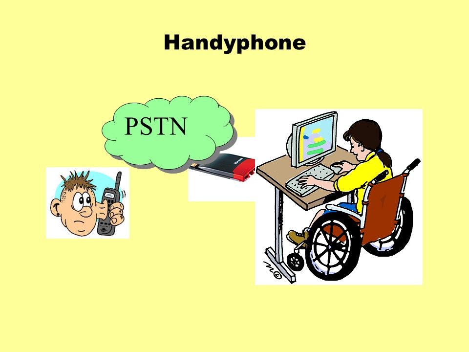 Handyphone PSTN