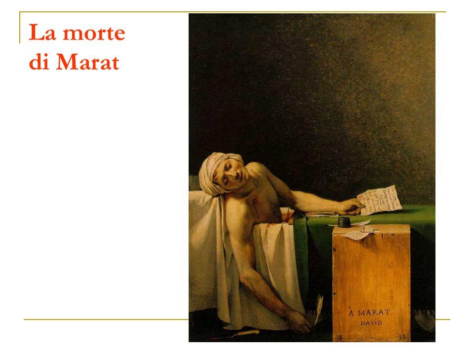 La morte di Marat