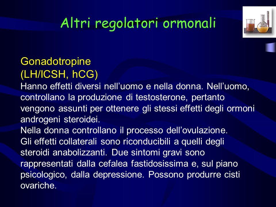 Corticotropina (ACTH) E uno degli ormoni prodotti dallipofisi.