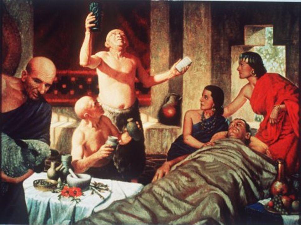 Secondo lo Tschirch (Handbuck der Pharmakognos. Tauchnitz, Lips, 1910) gli antichi egiziani avrebbero posseduto una vera e propria Farmacopea ufficial