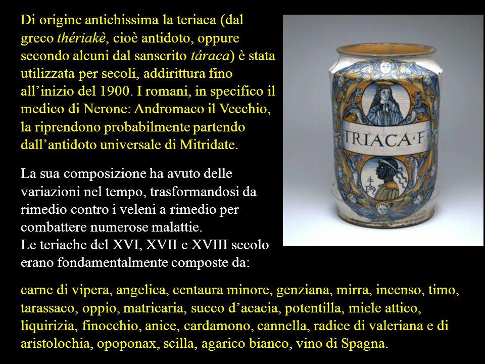 Frontespizio di un ricettario galenico del 1516, opera di Georgio de Rusconi. Tra le preparazioni farmaceutiche usate nel mondo romano vanno ricordati