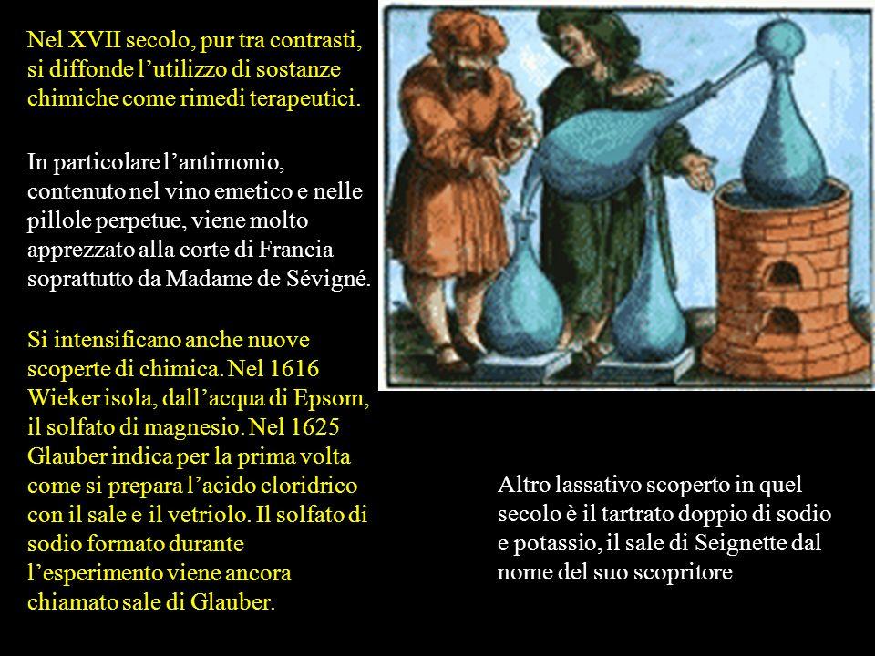 Nel 1608 esce il De distillatione, opera di G. Battista Della Porta composta da 9 libri in cui lautore indica gli usi della distillazione nella prepar