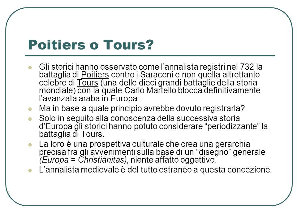 Poitiers o Tours.