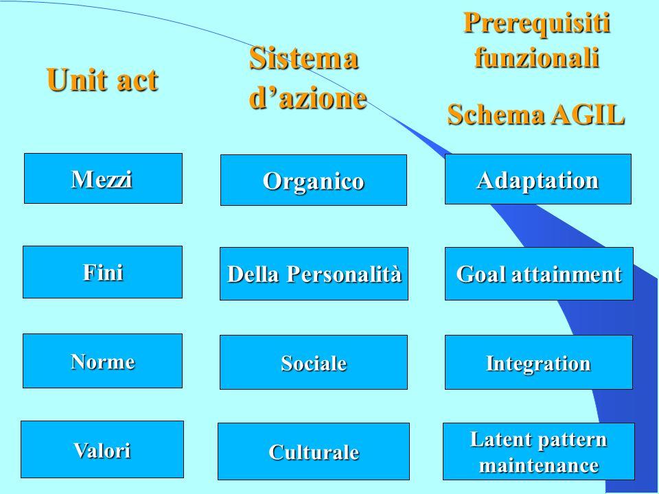 Organico Della Personalità Personalità Sociale Culturale Sistema dazione