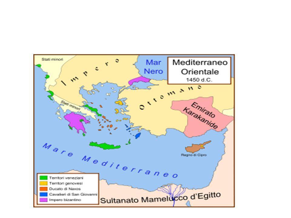 Lo stato da Mar agli inizi del Cinquecento