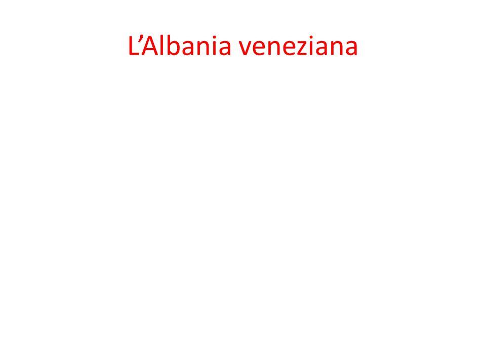 LAlbania veneziana