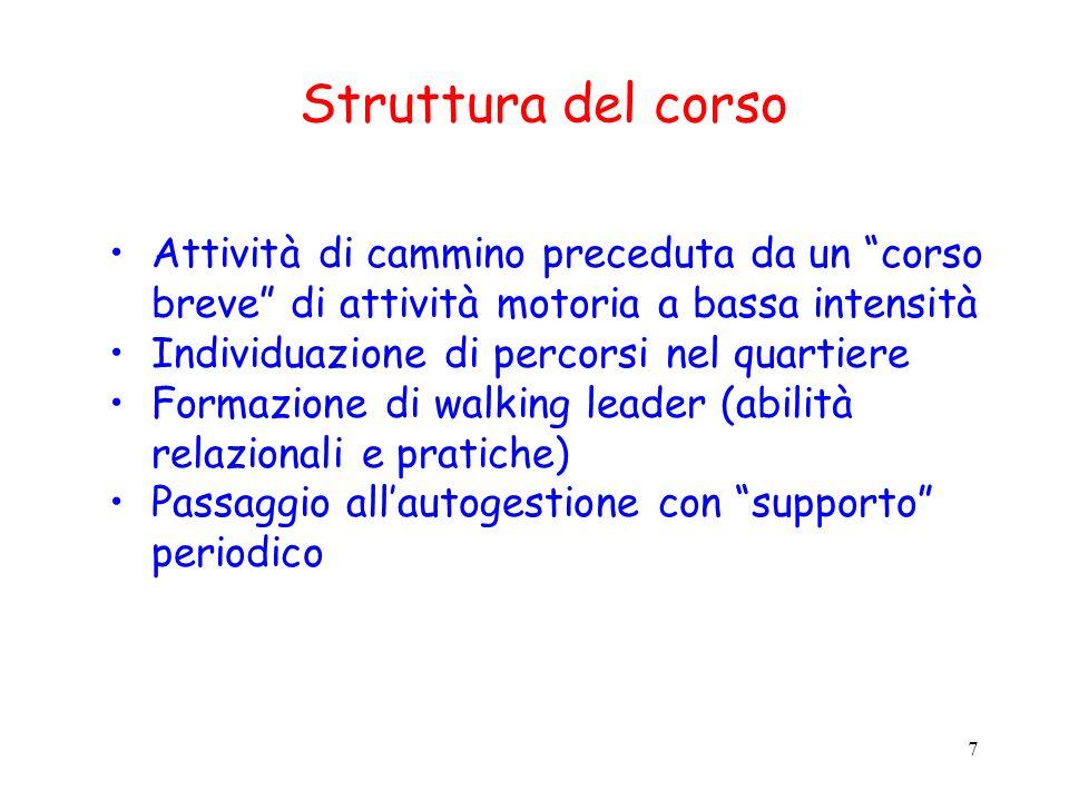 48 6) attività fisica e formazione del medico di medicina generale* *in collaborazione con CEBISM e Servizio Clinicizzato di Geriatria-Università di Verona