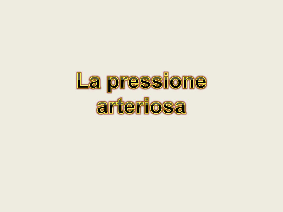 La pressione arteriosa (media) è energia potenziale accumulata nel grande serbatoio costituto dalle arterie elastiche (windkessel): il cuore riempie il serbatoio e le arteriole (rubinetti) ne limitano lo svuotamento, rendendo necessaria la crescita della pressione nel serbatoio per consentire il passaggio del sangue verso i capillari.