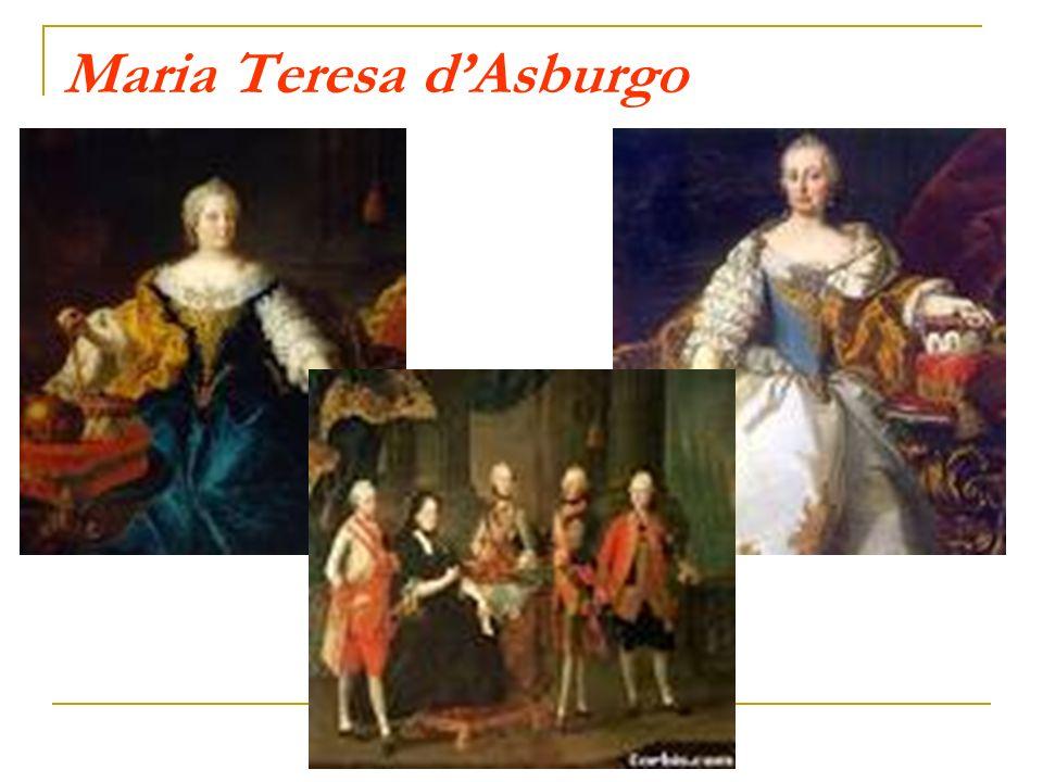 Maria Teresa dAsburgo