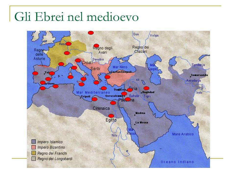 Gli Ebrei nel medioevo