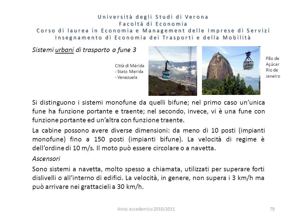 79 Università degli Studi di Verona Facoltà di Economia Corso di laurea in Economia e Management delle Imprese di Servizi Insegnamento di Economia dei