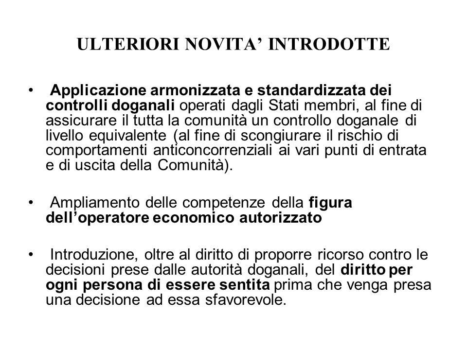 Sezione 3 Formalità successive alla presentazione Articolo 97 Obbligo di vincolare le merci non comunitarie ad un regime doganale Le merci non comunitarie presentate in dogana devono essere vincolate a un regime doganale.