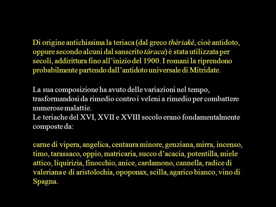 Frontespizio di un ricettario galenico del 1516, opera di Georgio de Rusconi. Tra le preparazioni farmaceutiche del mondo romano vanno ricordati: Cata