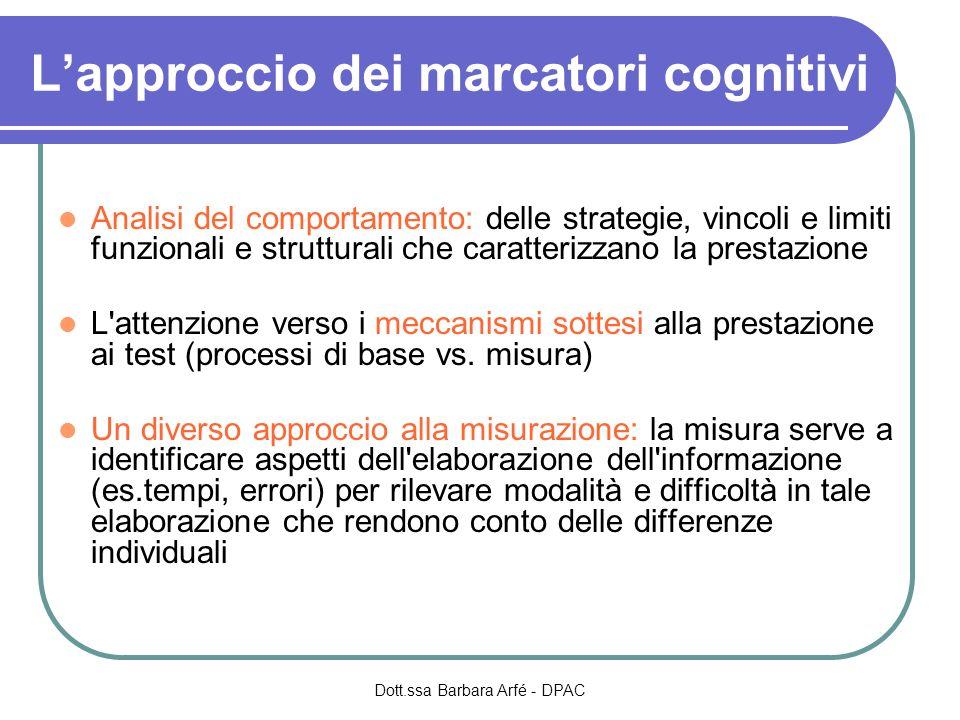 Analisi del comportamento: delle strategie, vincoli e limiti funzionali e strutturali che caratterizzano la prestazione L'attenzione verso i meccanism