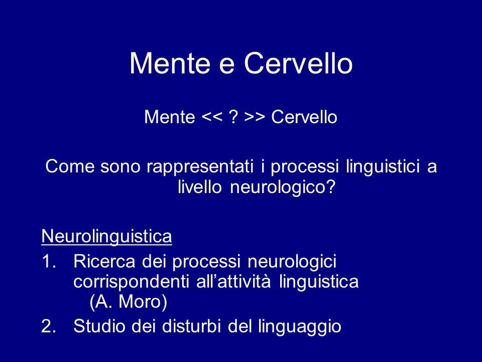 Disturbi del linguaggio -Afasia di Broca (agrammatismo) -Dislessia A- = disturbi del linguaggio causati da un trauma DIS- = disturbi del linguaggio causati da problemi di sviluppo neurologico