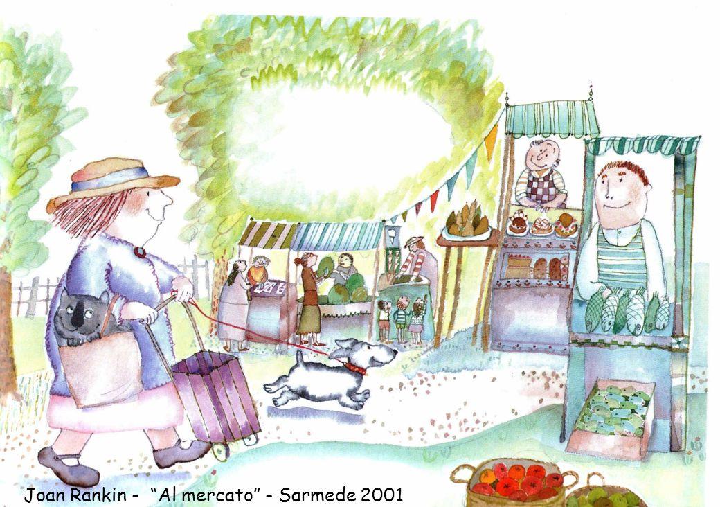 37 Joan Rankin - Al mercato - Sarmede 2001