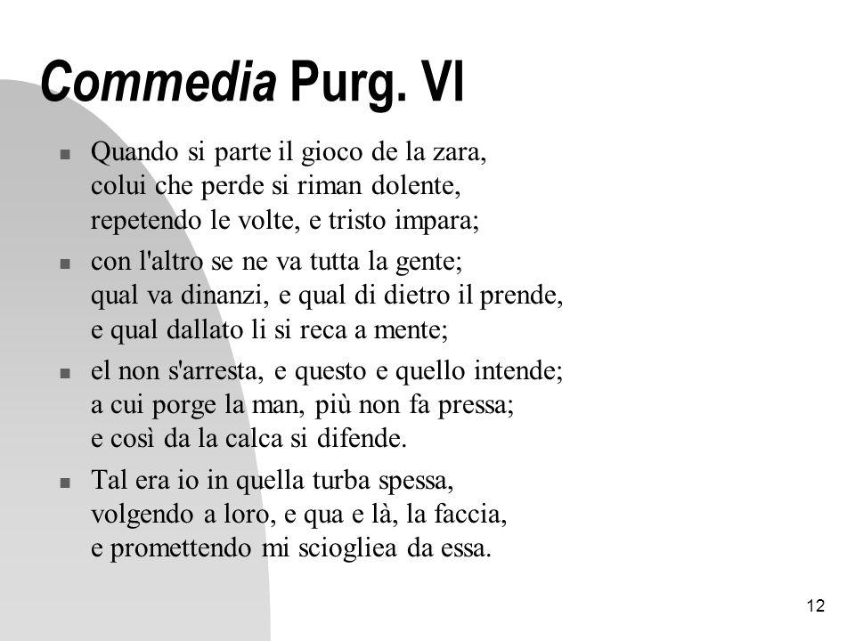 12 Commedia Purg.