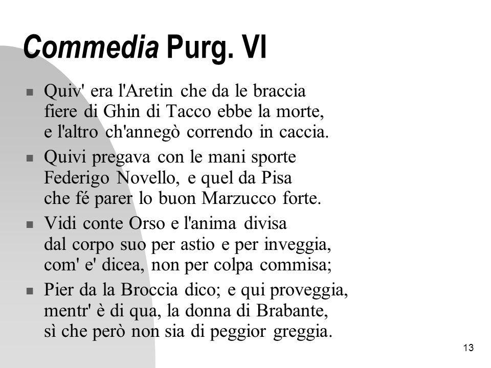13 Commedia Purg.