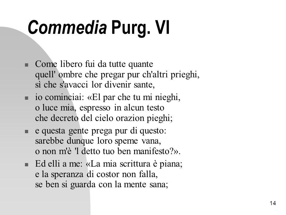 14 Commedia Purg.